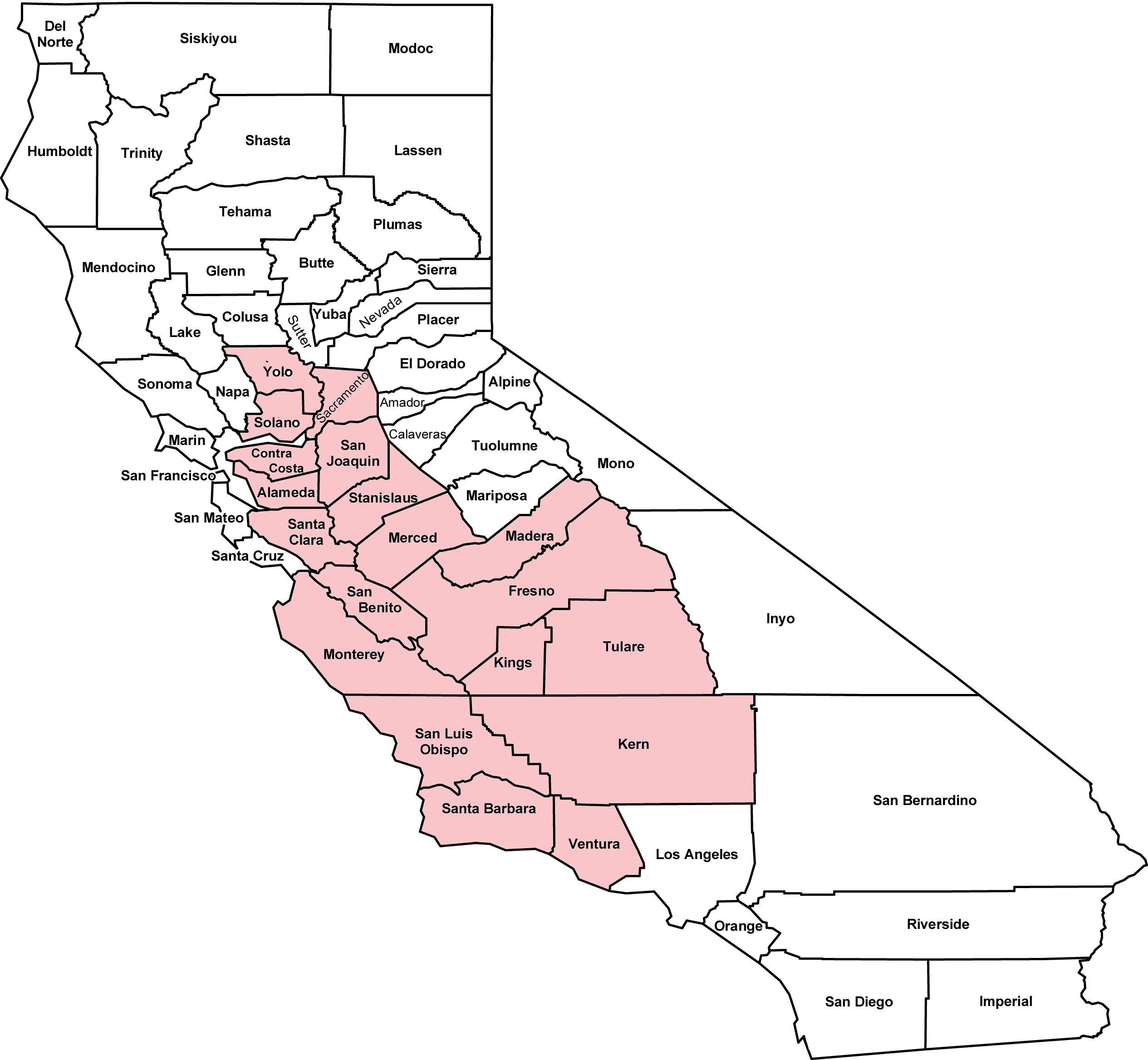 CA Counties (v.Toro)-2