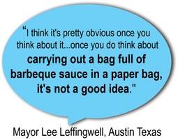 Mayor Lee Leffingwell, statement-download image.