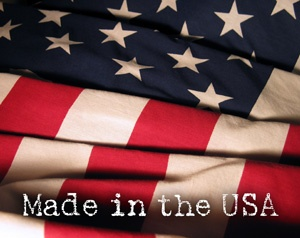 Made in the USA Flag Image