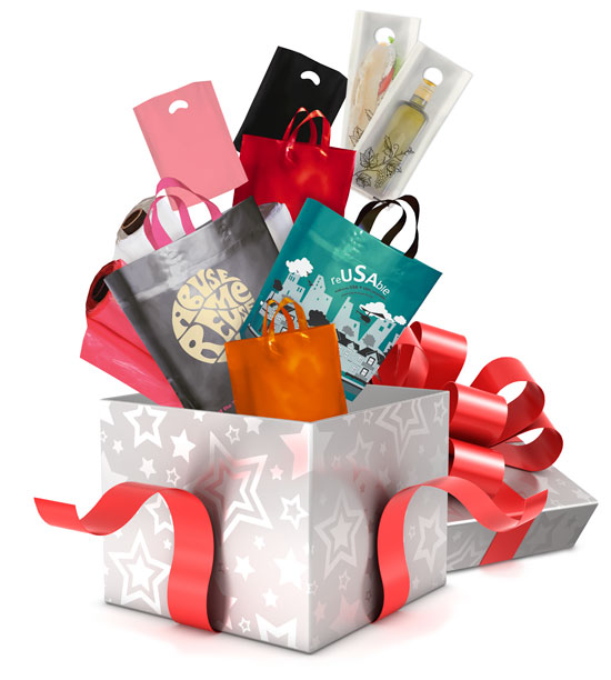 Retail Stock Bag Image