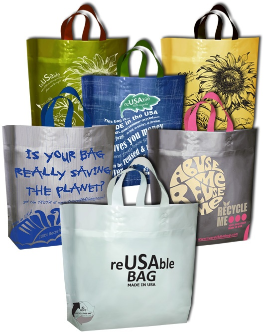 True Reusable Bags