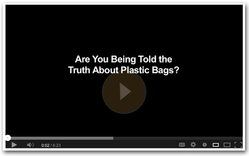 Truth About Plastic Bags Short Video Clip